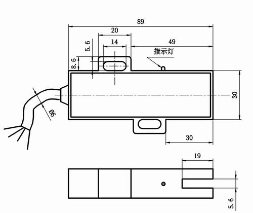 霍尔接近开关是根据霍尔效应原理制成的新型自动化